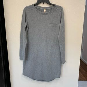 Lucy Dresses - Lucy Medium gray charcoal everyday dress